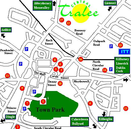 The website of tralee co kerry ireland for Tralee swimming pool timetable